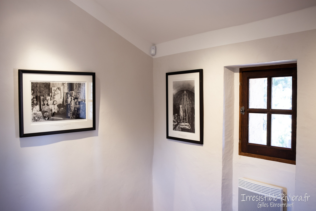 Exhibition Mougins Clergue